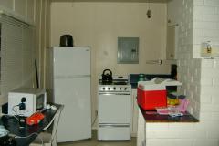 Orb on Kitchen Blind in room 105