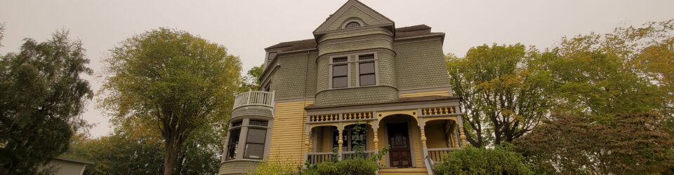 Walker Ames House - WestSound Paranormal