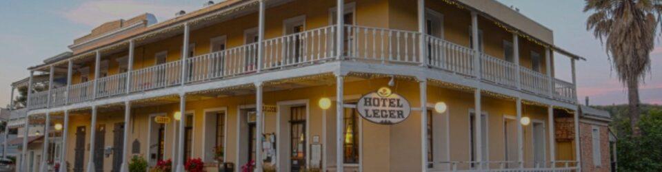 Hotel Léger - WestSound Paranormal
