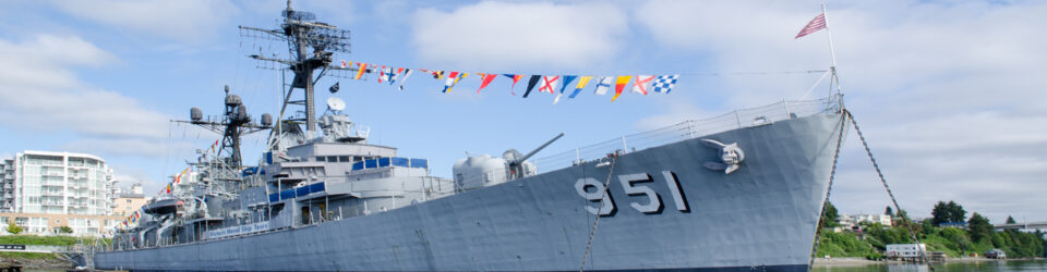 USS Turner Joy - WestSound Paranormal