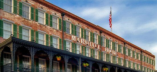 The Marshall House - WestSound Paranormal