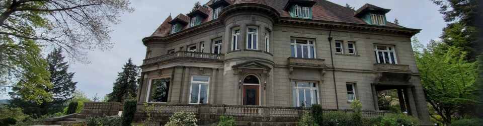 Pittock Mansion - WestSound Paranormal